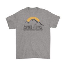 Load image into Gallery viewer, The Parker 2019 Mountain Tee Gildan Tee-up to 5x