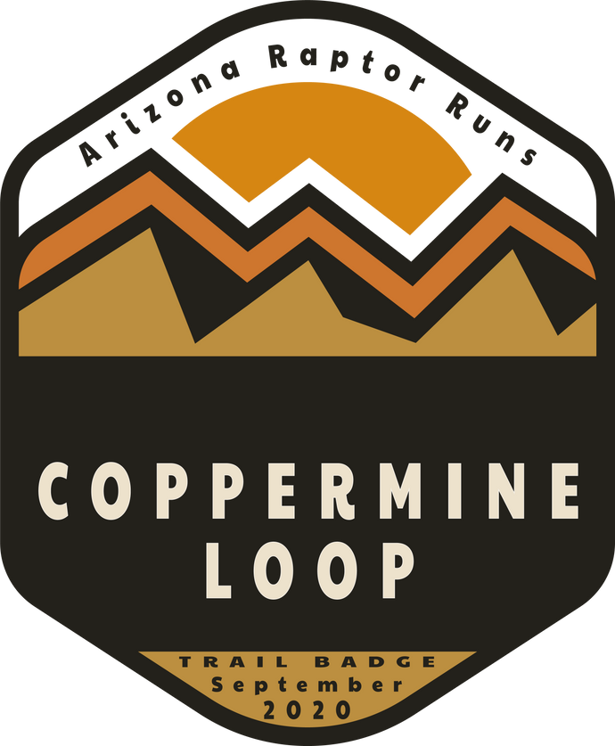 AZRR Open Run Event Registration Coppermine Loop Trail Challenge