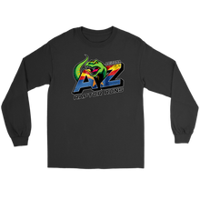 Load image into Gallery viewer, AZRR Gildan Long Sleeve Tee