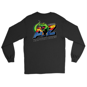 AZRR Gildan Long Sleeve Tee 2 sided
