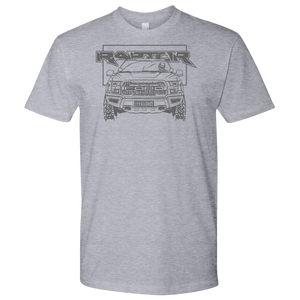 Dirt Driver Next level Cotton Tee