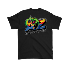 AZRR Gildan Mens Tee 2 Sided