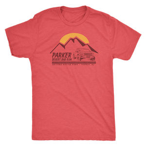 The Parker 2019 Mountain Next Level Tee