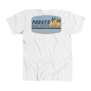 The Parker Run 2019 American Apparel Tee