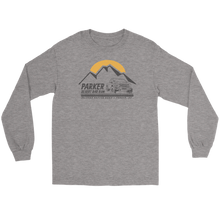Load image into Gallery viewer, The Parker 2019 Mountain Tee Gildan Long Sleeve-up to 5x