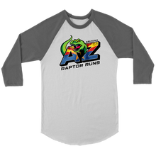Load image into Gallery viewer, AZRR 3/4 Raglan Tee