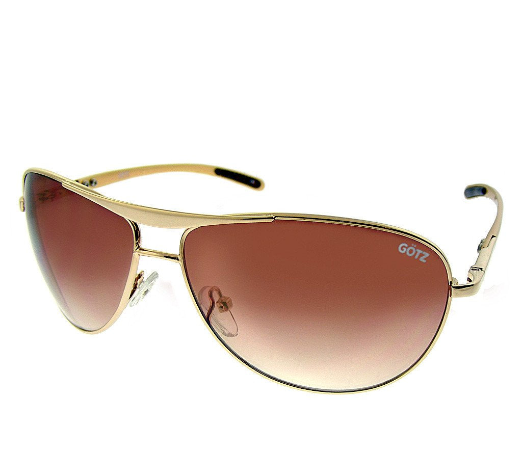 Classic Aviators in Gold