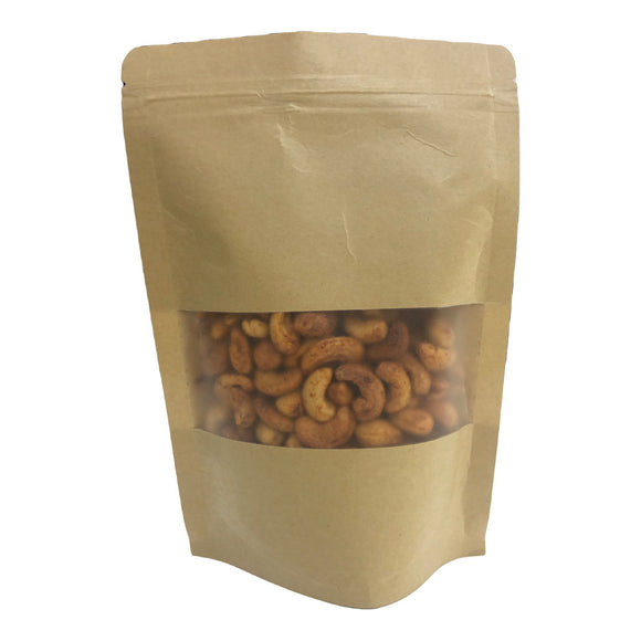 AVI Bon Appétit Dry Roasted & slightly salted Cashew nuts 500 grams