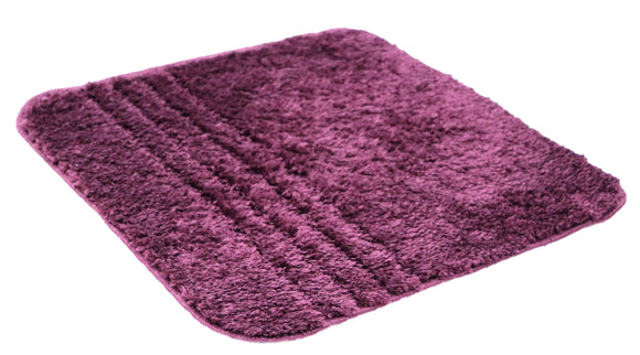Square doormat with round corners (20x20 inches)