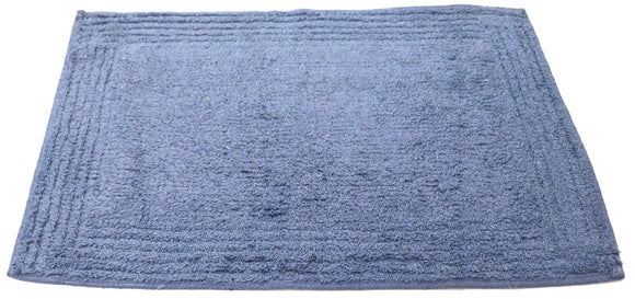 Simple plain fabric doormats 24x16 inches medium size