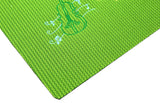 Green Nylon doormat 23 x16 inches NFM00001