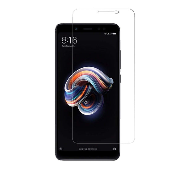 AVI Ultra Clear Tempered Glass Screen Protector Designed for Xiaomi Redminote 5 pro