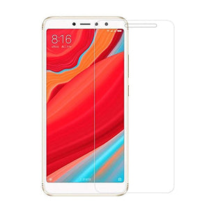 AVI Ultra Clear Tempered Glass Screen Protector Designed for Xiaomi Redmi Y2
