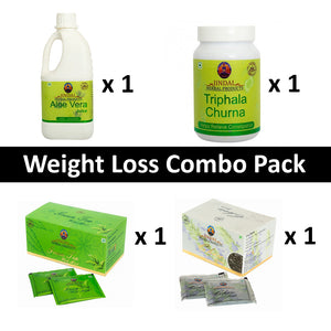 Weight Loss Combo Trial Pack