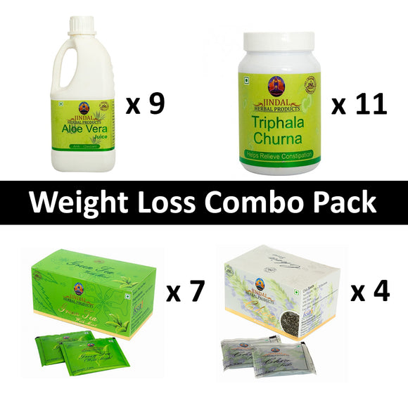 Weight Loss Combo Pack for 3 months