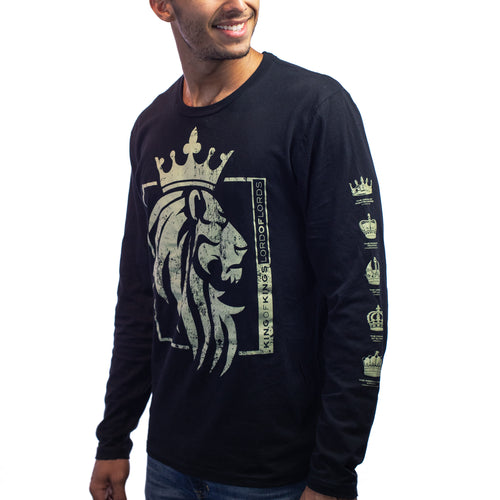 Crown Him | Long-Sleeve Shirt