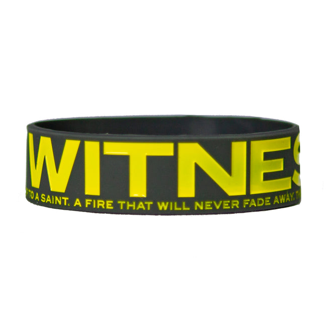 Fiery Witness | Wristband