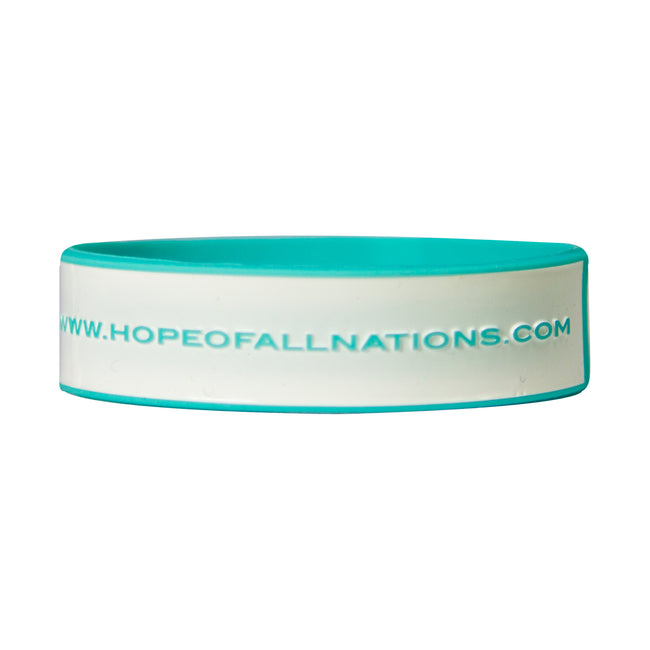 Hope Of All Nations | Wristband