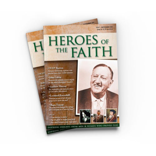 Heroes of the Faith Magazine