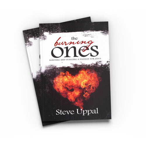 """The Burning Ones"" By Steve Uppal"