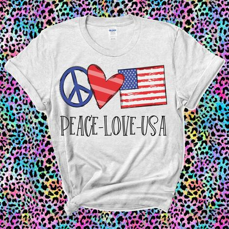 Peace Love USA