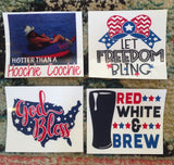 USA Stickers