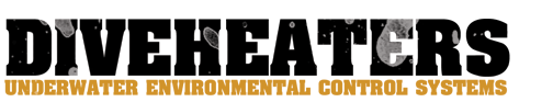 DiveHeaters Logo