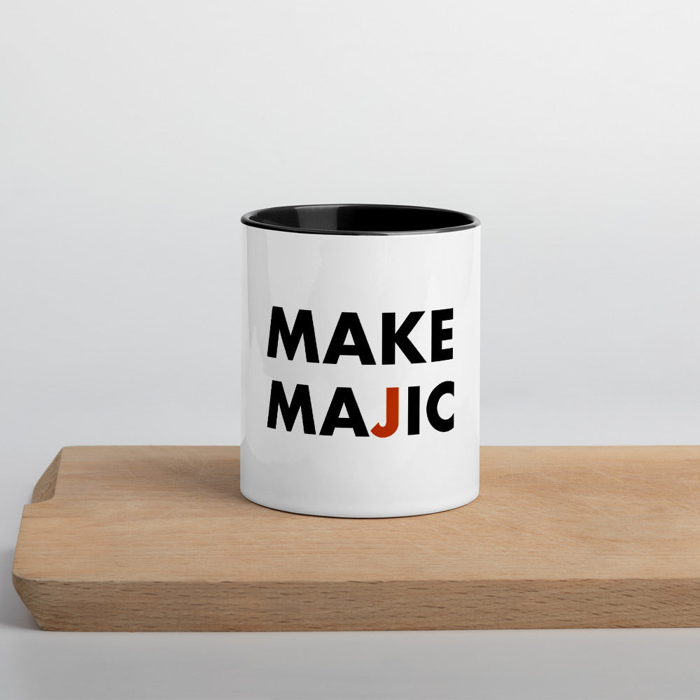 A Coffee Mug - Make Majic
