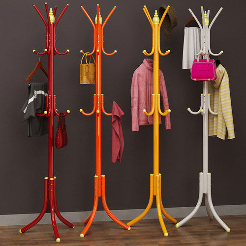 Modern 6-Piece Hanging Rack