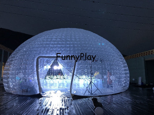 Giant Dome House Exhibition Inflatable House Tent