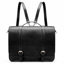 Load image into Gallery viewer, ECOSUSI Women's Leather Retro Messenger Bag