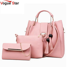 Load image into Gallery viewer, Vogue Star Tassel Luxury Handbags Sets