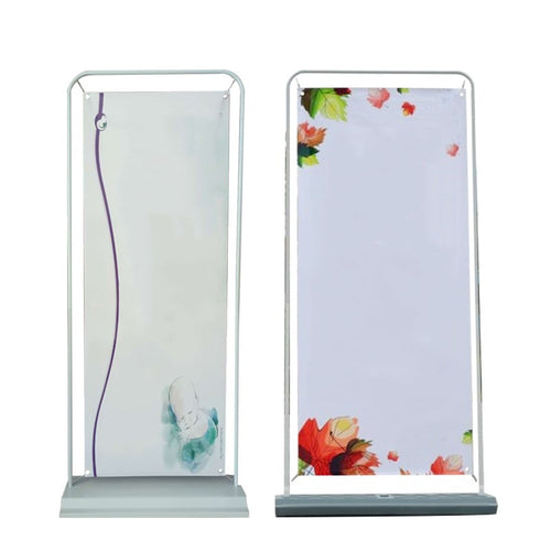 Customized Banner Exhibition Booth Display Stand