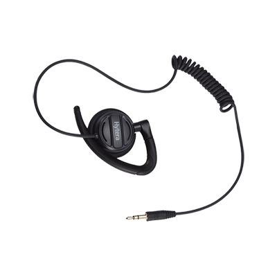 Hytera PD705LT Swivel Style Earpiece (Receive-Only)