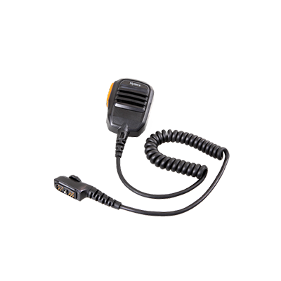Hytera PD705LT Remote Speaker Microphone (designed for connection to Car Kit)
