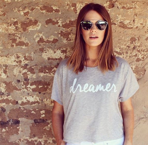 Limited Edition Dreamer Crop