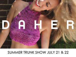 DAHER label | NYC Summer Trunk Show