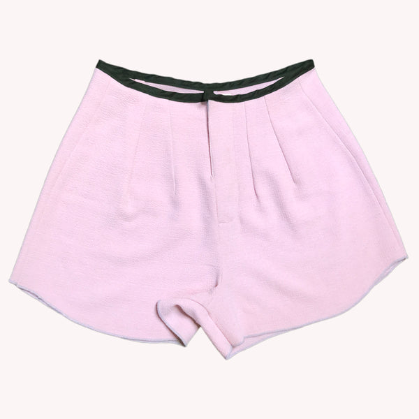 Powderpink Petal Shorts
