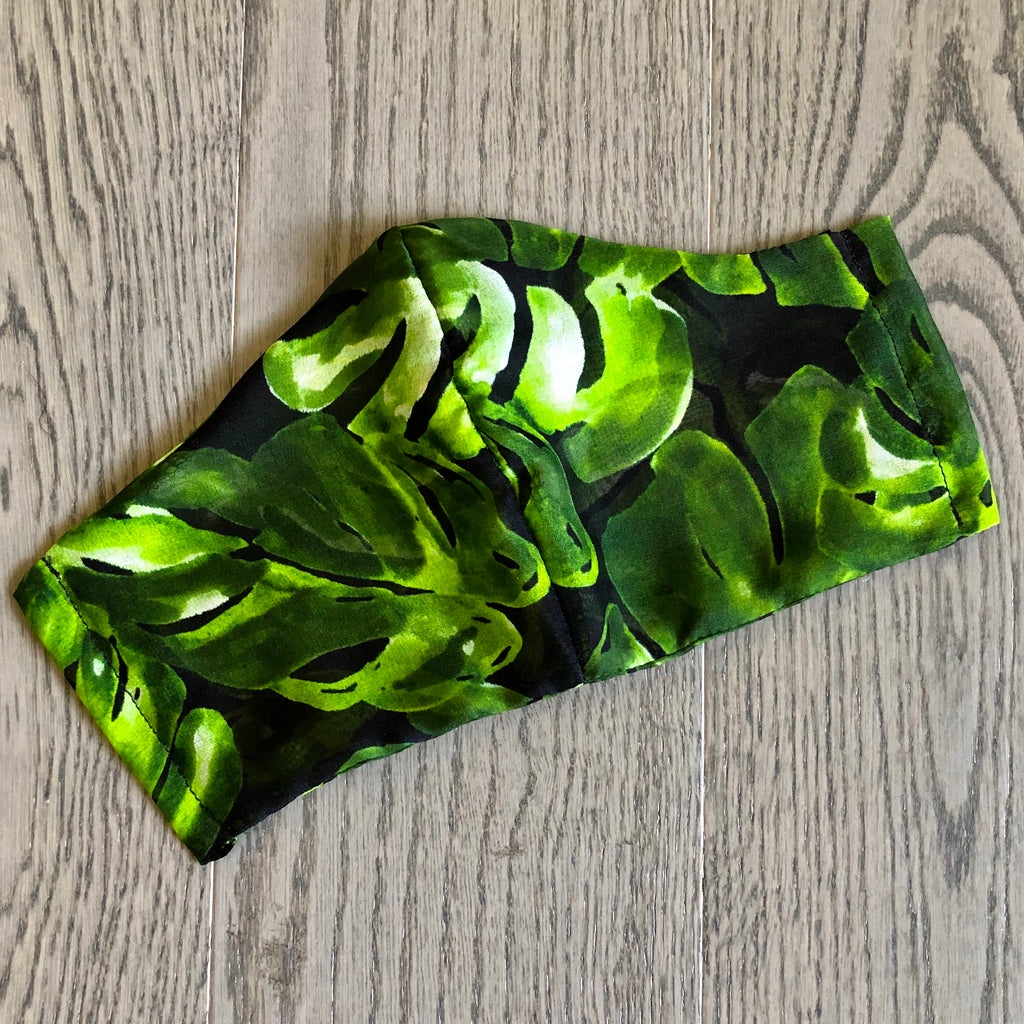 MONSTERA MASK