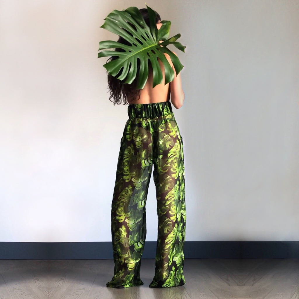 MONSTERA TROUSER