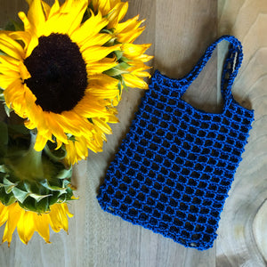 MINI CROCHET NET BAG
