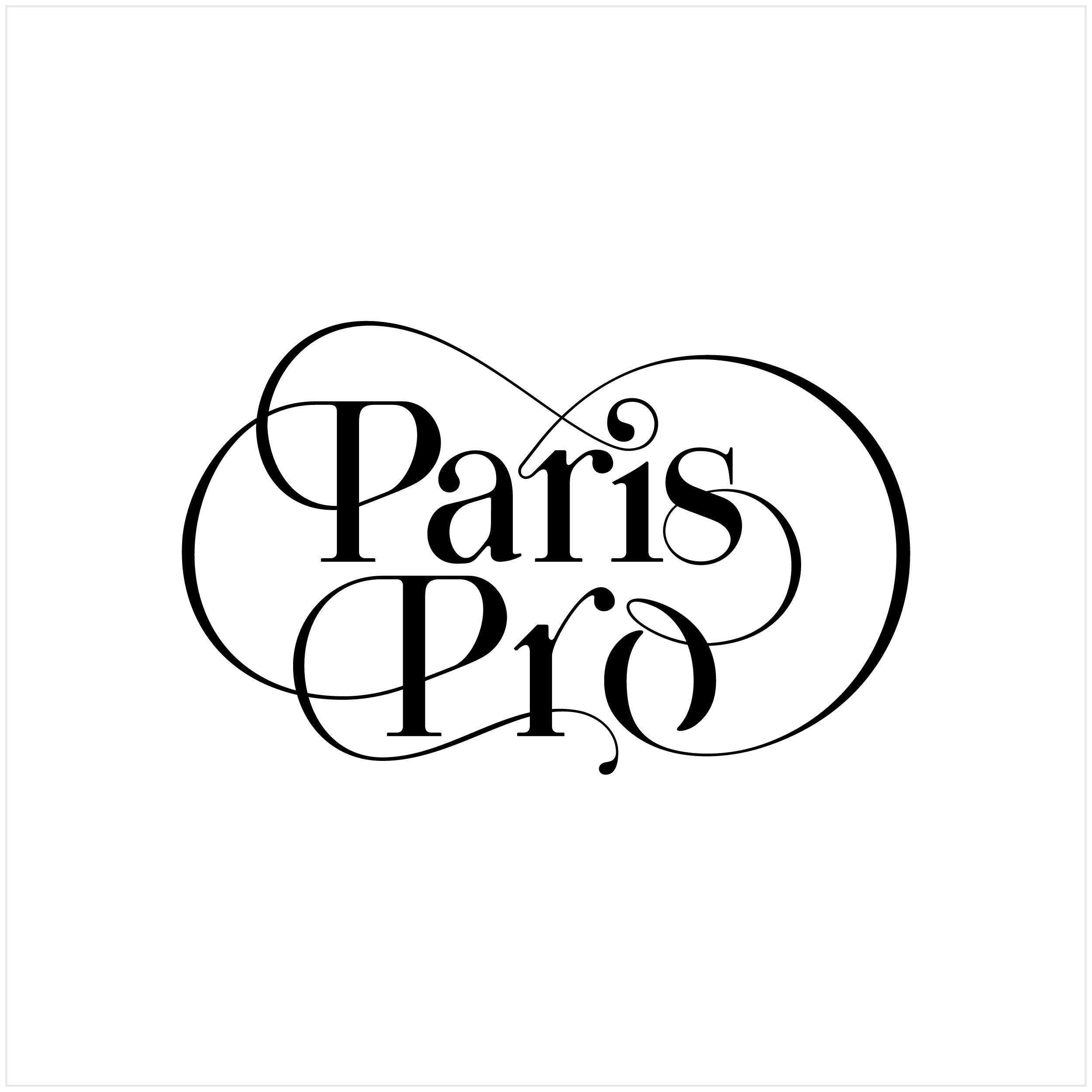 Buy Paris Pro Typeface by Moshik Nadav Fashion Typography