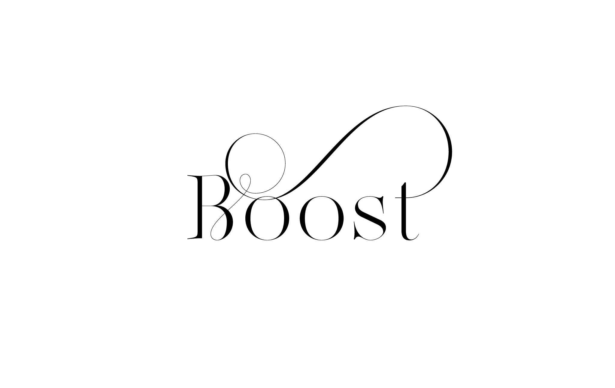 Lingerie XO Sexy Typeface for Fashion with amazing Ligatures by Moshik Nadav Typography - Boost