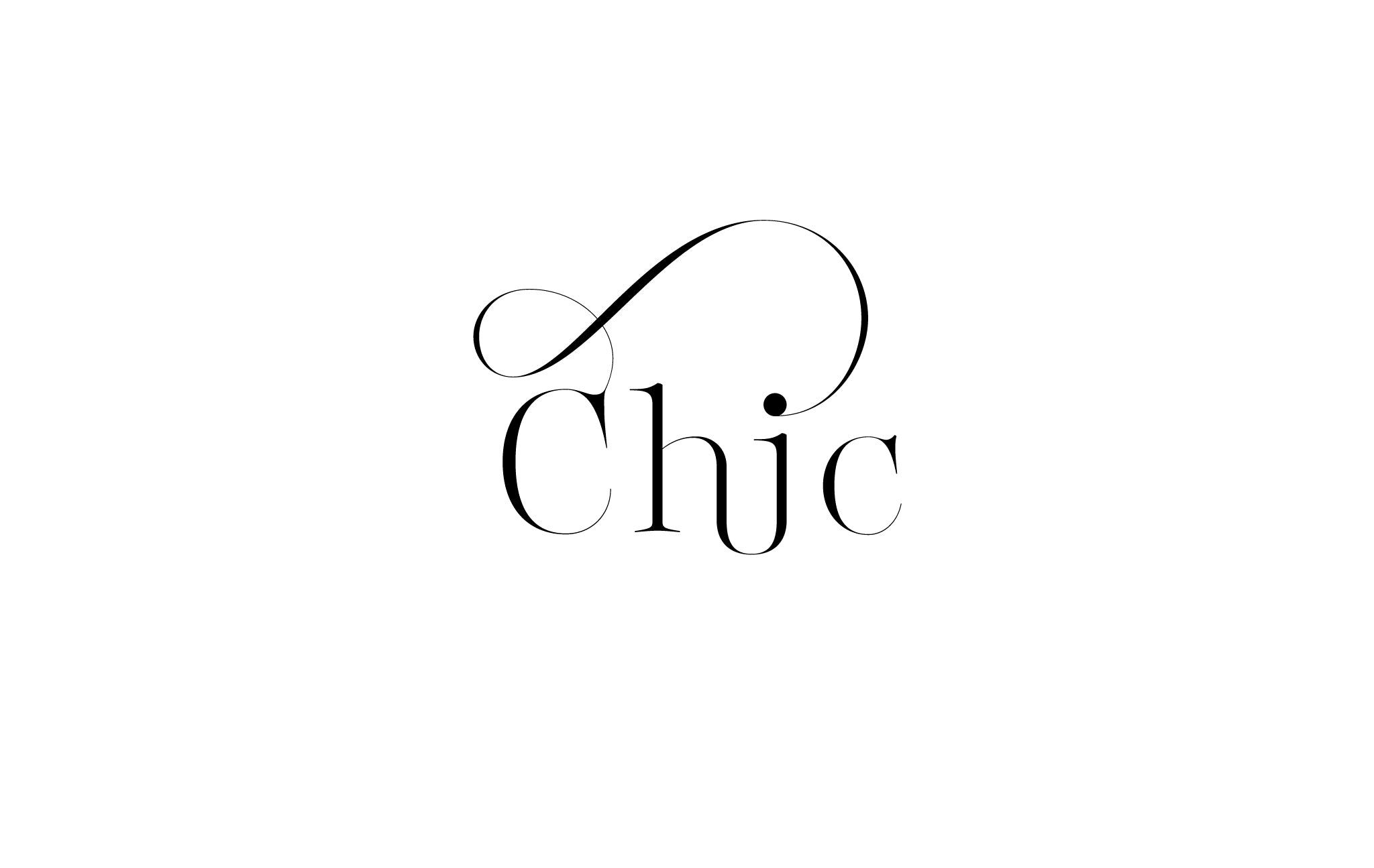 Lingerie XO Sexy Typeface for Fashion with amazing Ligatures by Moshik Nadav Typography - Chic