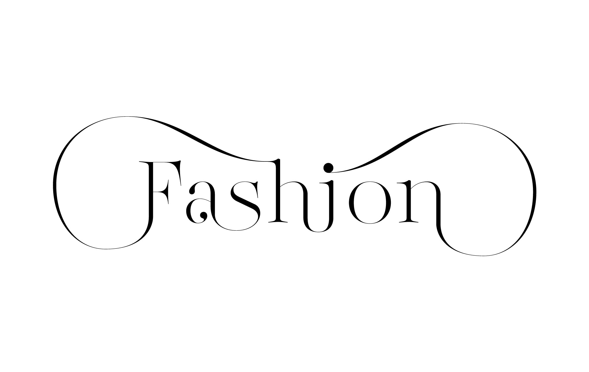 Lingerie XO Sexy Typeface for Fashion with amazing Ligatures by Moshik Nadav Typography - Fashion