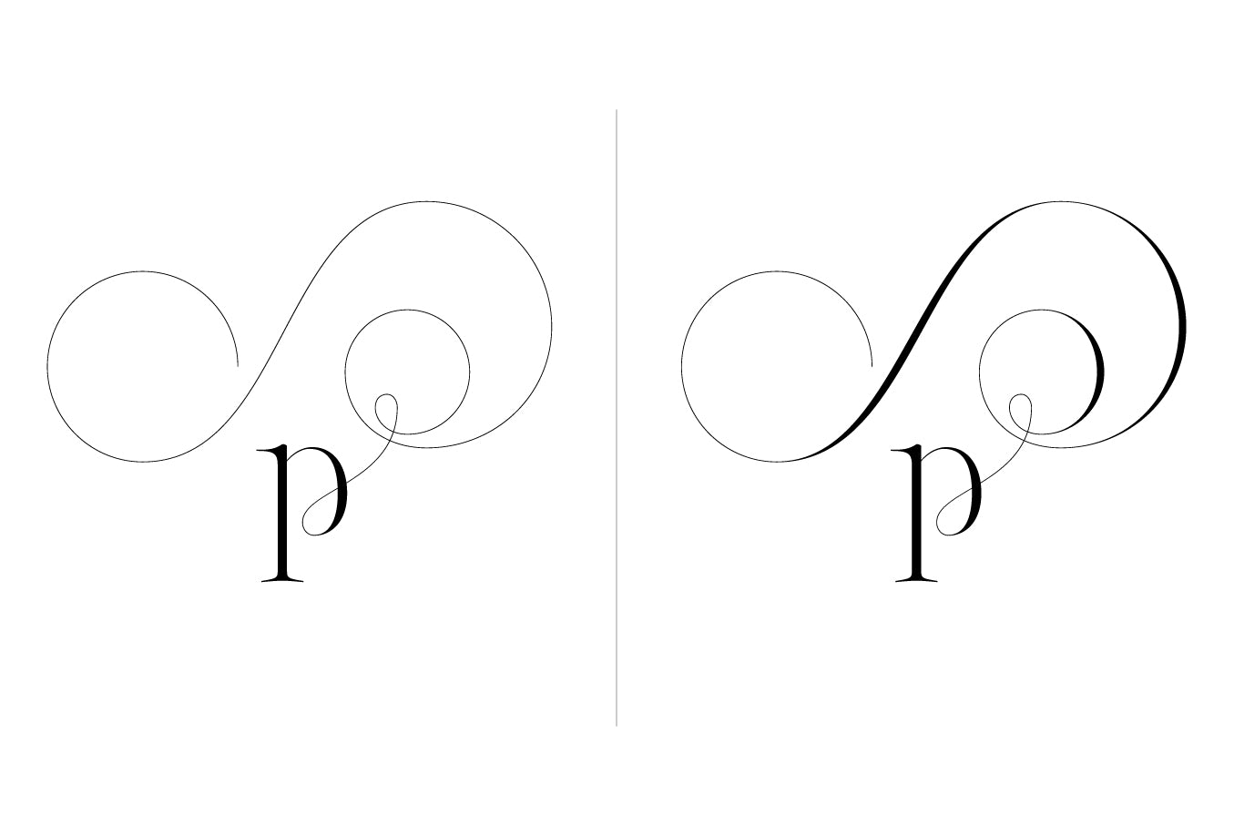 Lingerie XO Typeface super sexy font with cool ligatures by Moshik Nadav Typography