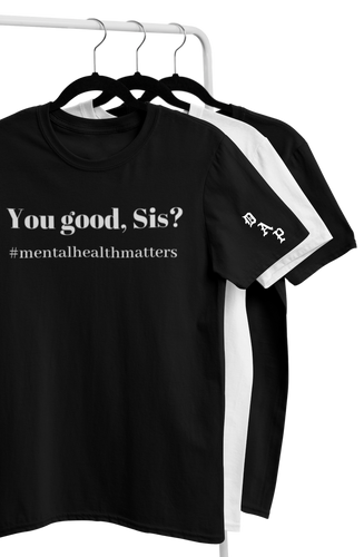Diverse Adversity Project Fundraiser Tee (Sis)