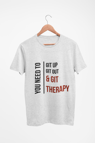 Git Up, Git Out, Git Therapy