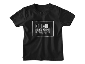 NO LABEL Youth Tee
