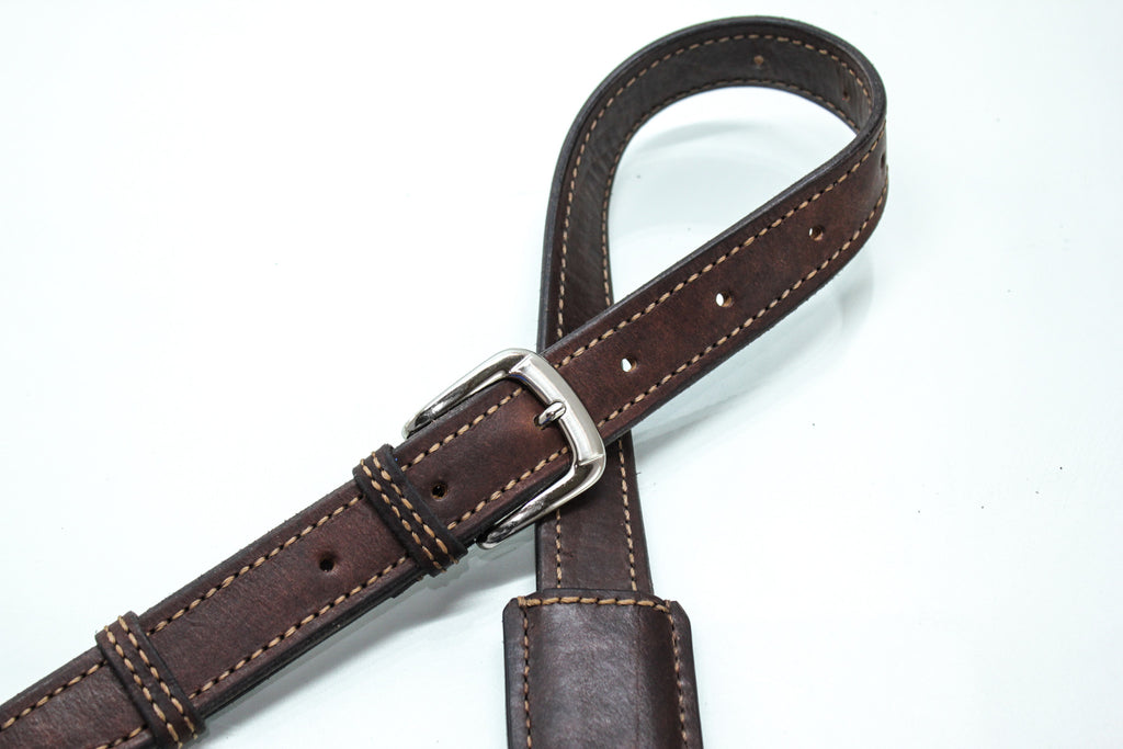 Hand Stitched Double Sided Belt Upgrade